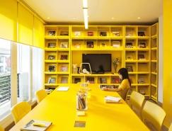 Apos²曼谷办公室空间设计