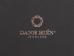 Danh Hien珠寶品牌形象設計