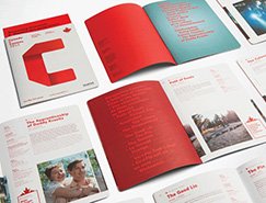 第60届纽约字体艺术指导俱乐部奖之传达设计入选作品(四)
