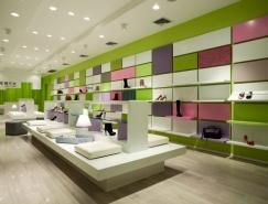 纽约Shoebox鞋专卖店设计