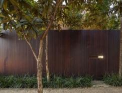 巴西圣保罗木质豪华别墅欣赏