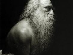 意大利艺术家Emanuele Dascanio超写实肖像画作品