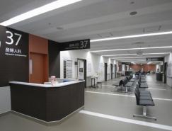 日本医院导视系统设计欣赏