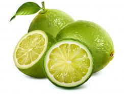 美味青柠檬矢量素材