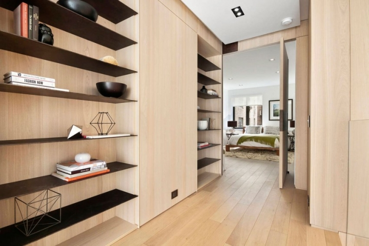 纽约现代复式住宅设计