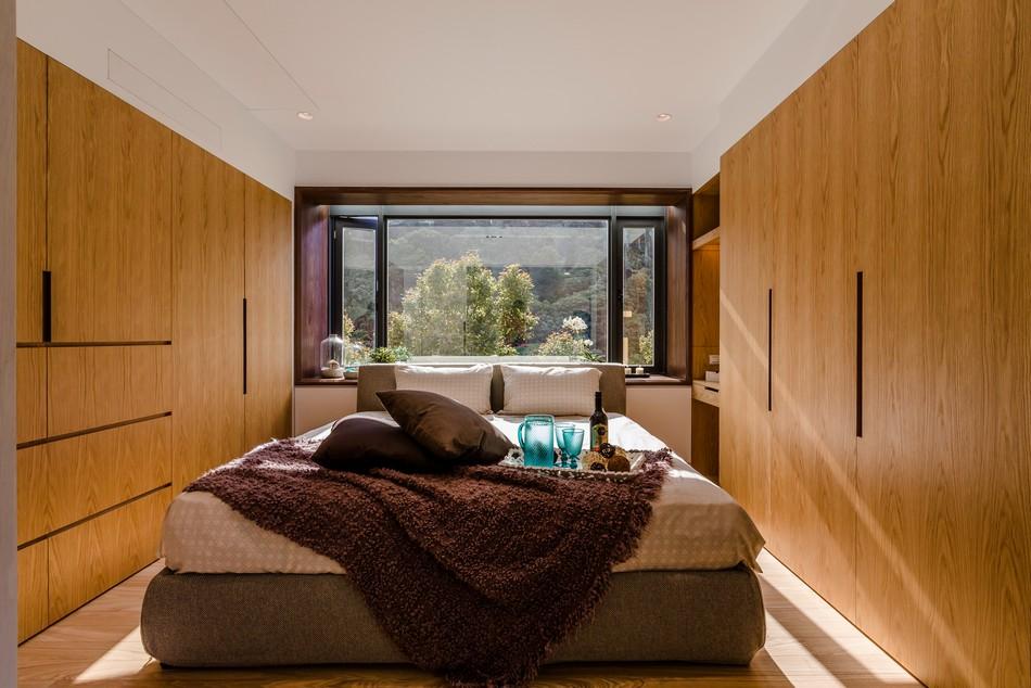 通透的自然光和美丽的环境:台北阳明山住宅改造项目