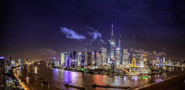 Giovanna Griffo上海和香港夜景摄影欣赏