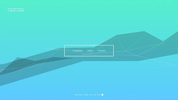 网页设计趋势:超级渐变