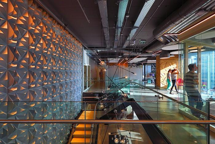 Autodesk特拉维夫办公室空间设计