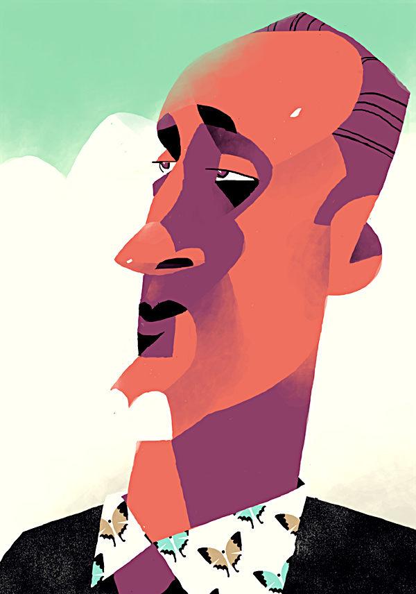 乌克兰Sergiy Maidukov创意手绘插画欣赏