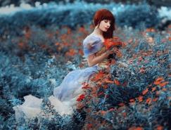 Irina Dzhul时尚人像摄影欣赏
