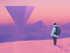 Sylvain Sarrailh幻想概念插画作品