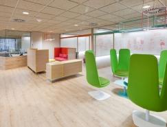 西班牙马德里Wink办公室空间设计