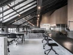 Flamingo上海办公室空间设计
