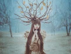 Anita Anti的魔幻童話人像攝影作品欣賞