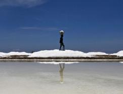 攝影作品欣賞:人與自然的和諧共處