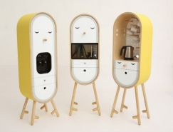 LO-LO任意組合的可愛微型廚房