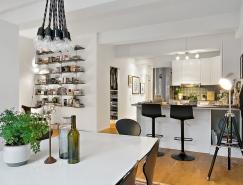 瑞典哥德堡67平米工业元素风格的公寓设计