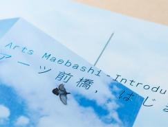 日本Arts Maebashi前桥美术馆画册设计
