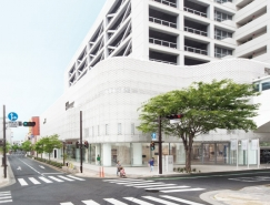 日本前桥美术馆(Arts Maebashi)视觉形象和导视系统
