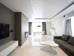 简约之美:极简风格复式公寓设计