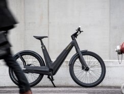 Leaos太陽能電動自行車