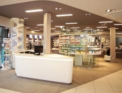 法国Mollien药店设计