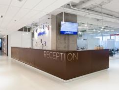 在线游戏公司Playtech办公空间设计