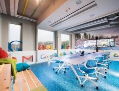 SPA主题的Google布达佩斯办公室