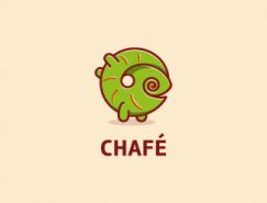 标志设计元素运用实例:蜥蜴(变色龙)