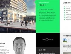 20个基于网格式布局的网站设计