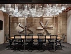旧金山Heavybit办公空间设计