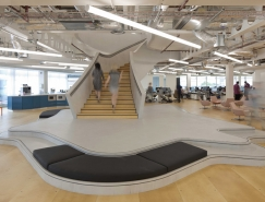 UKTV伦敦总部办公空间设计