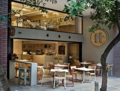 雅典IT Cafe时尚小资的咖啡馆空间设计
