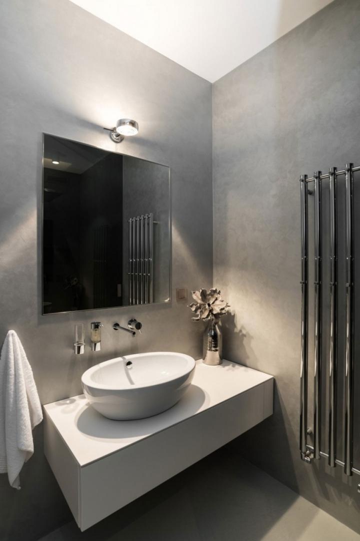 布拉格12 lofts极简风格住宅设计