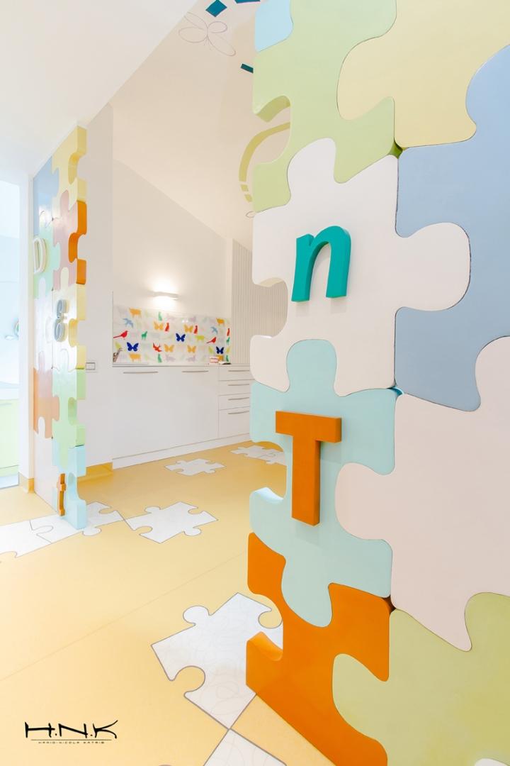 3个充满童趣的儿童牙科诊所设计 设计之家