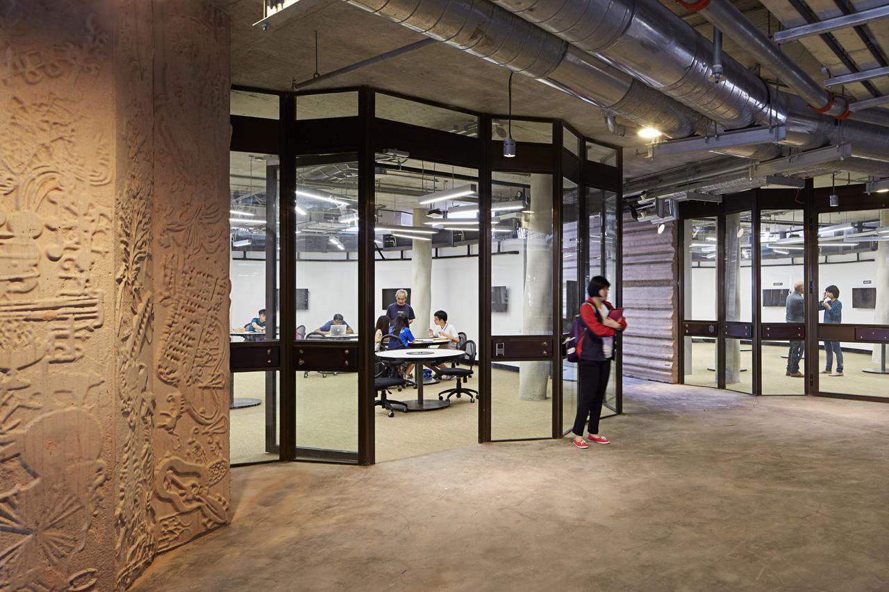 新加坡教育的新地标:南洋理工大学学习中心