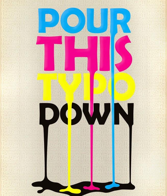 24个漂亮的字体海报设计欣赏(2) - 设计之家