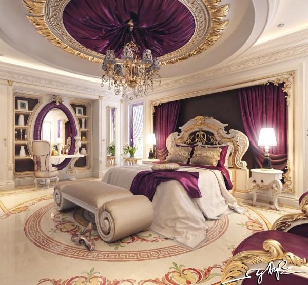 8个豪华卧室装修设计(3)