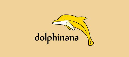 标志设计元素运用实例:海豚