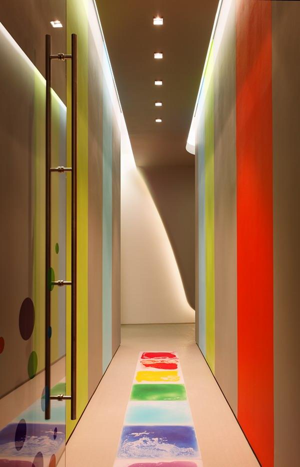 pampa green幼儿园室内空间设计(2)
