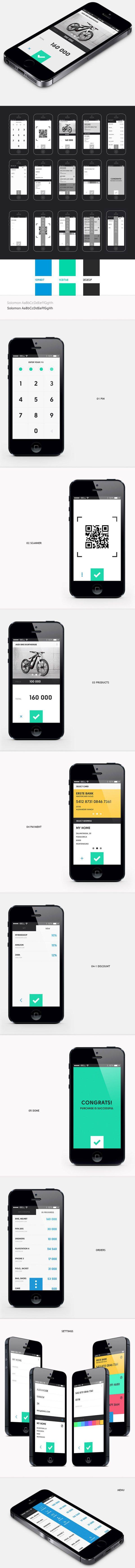 精美的手机APP应用UI设计作品集(3)