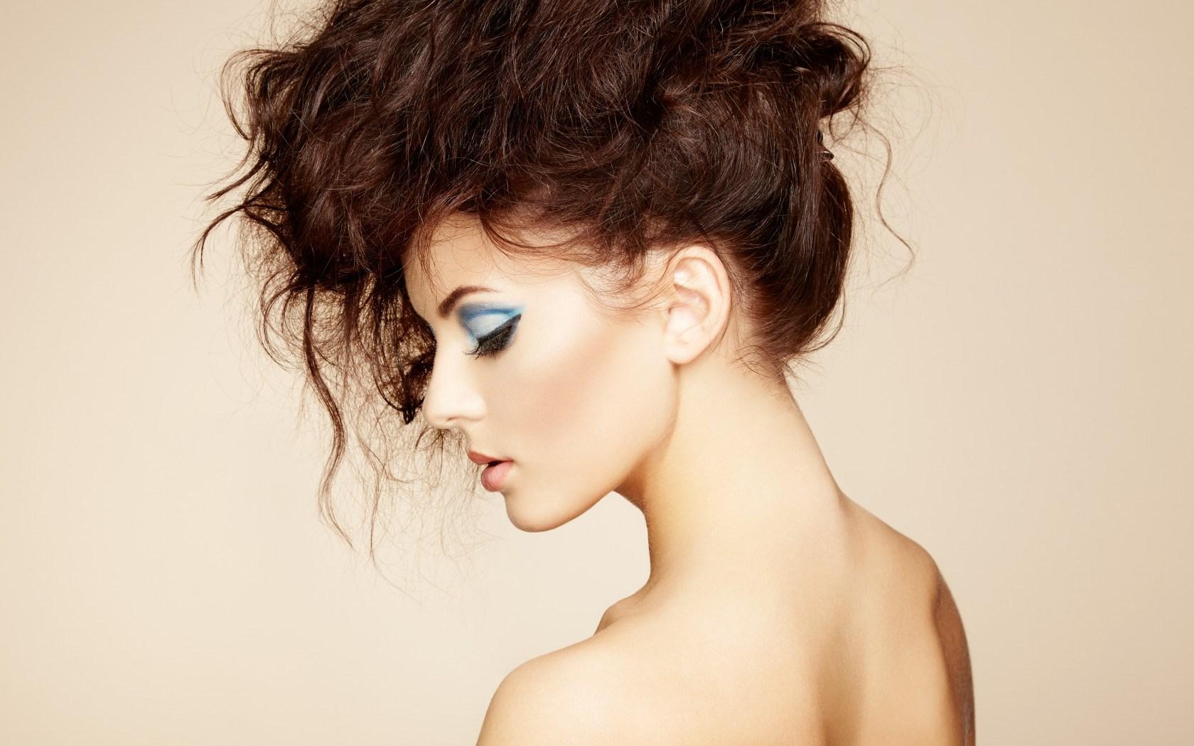 photoshop打造美女与风景双重曝光效果