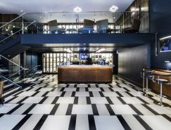 伦敦Curzon Victoria电影院空间设计