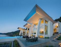 超现代奢华Okanagan湖岸别墅