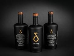 ΔOGMA橄榄油包装和品牌设计
