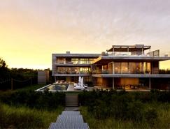 无敌壮丽海景的奢华别墅设计