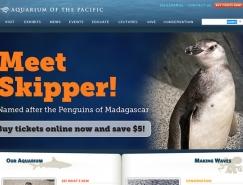 35個國外動物園和水族館網站