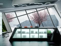 10个现代化的时尚厨房设计