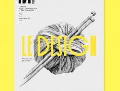 Influencia杂志版式设计欣赏